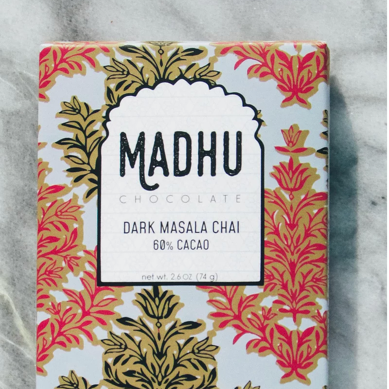Dark Masala Chai Chocolate Bar - Masala My Life