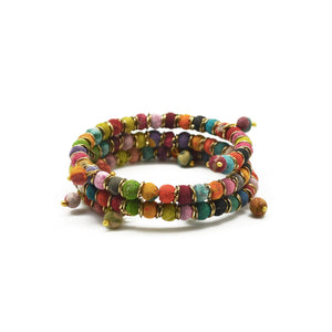 Anju Jewelry - Aasha Beaded Ends Bracelet