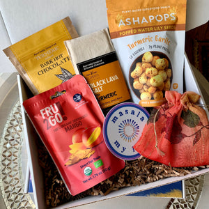 Turmeric & Treats Gift Box