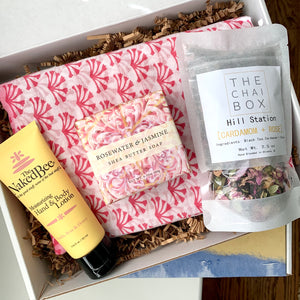 Luxe Rose Gift Box