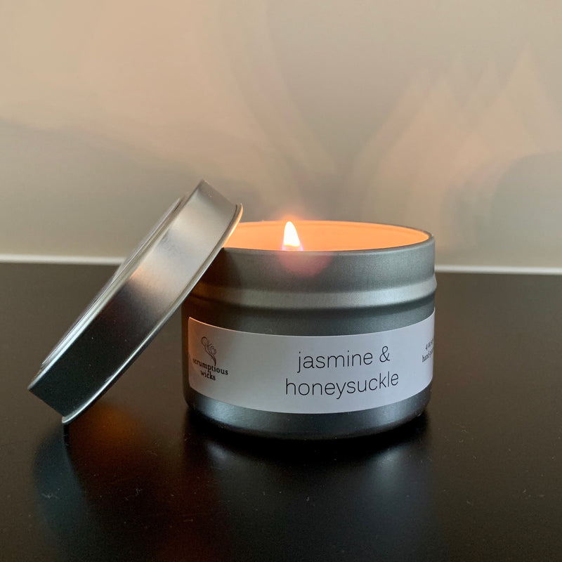 Jasmine+Honeysuckle Candle — back-ordered