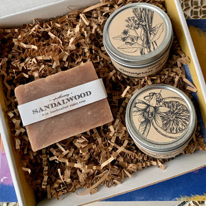 Sandalwood Gift Box