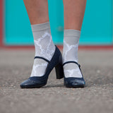 Delicate Luxury Ladies Cotton Socks