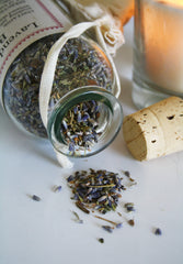 Lavender and Comfrey Bath Herbs
