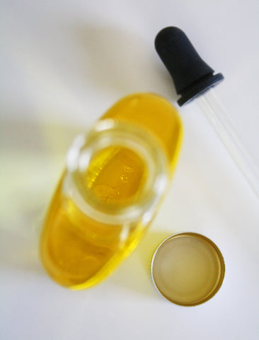 Luxurious Unscented Shaving Oil