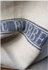 Traditional Pure Irish Linen STABLE RUBBER