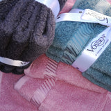 Pack of 3 Cotton Guest Towels