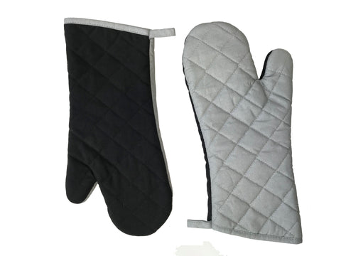 Pair of Flame Retardant Oven Mitts
