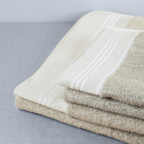 Traditional Linen Mix Friction Sauna Towels