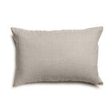 Grey Linen Chambray Pillowcases