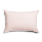 Pink Linen Chambray Pillowcases