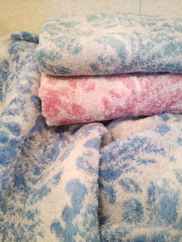 NEW : Vintage 100% Combed Cotton 564 gm Towels