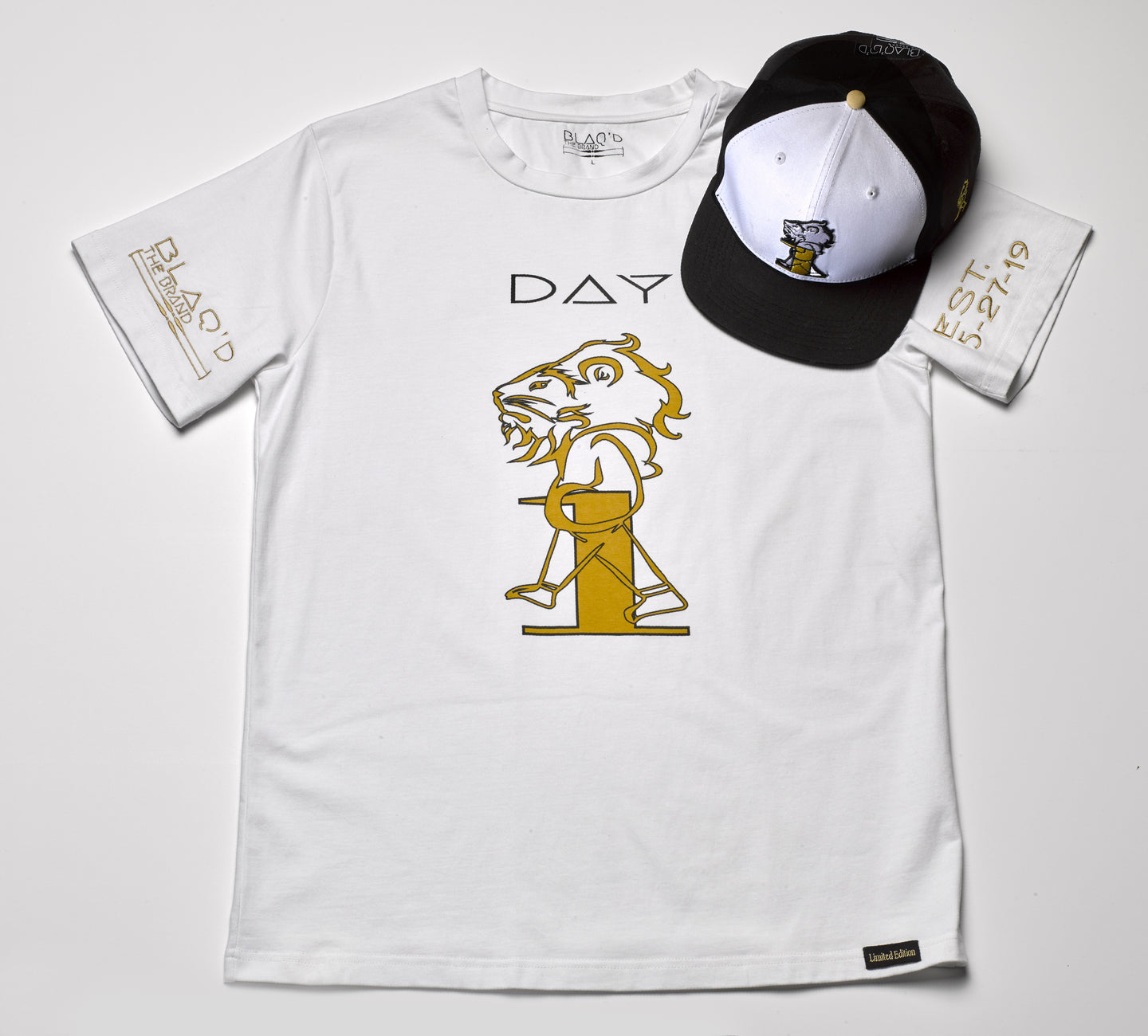 DAY 1 Limited Edition Launch Apparel