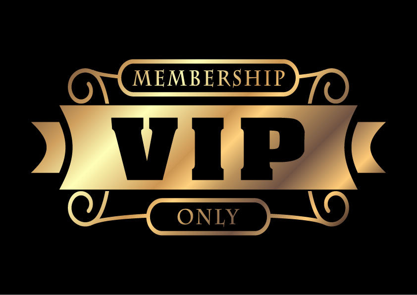 BLAQ'D the Brand VIP Members ONLY