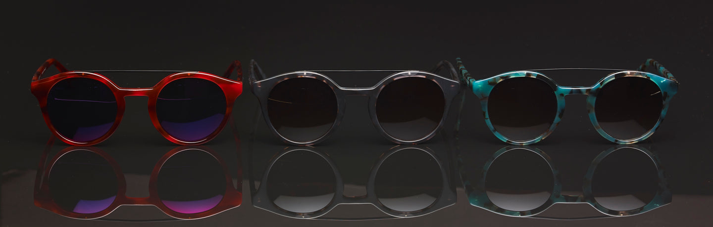 BLAQ'D the Brand Eyewear Collection