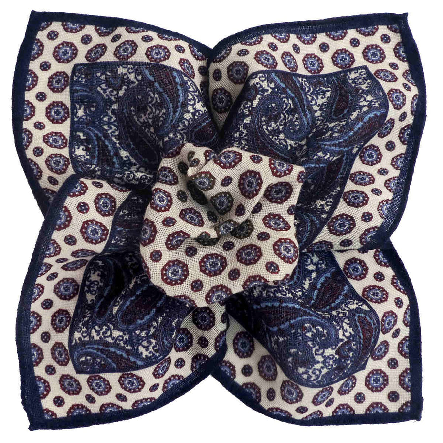 The Innerfield Pocket Square