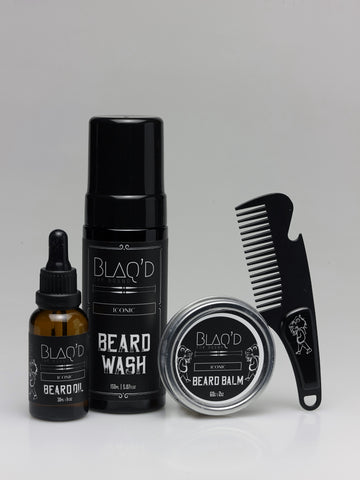 Iconic Beard Collection Subscription