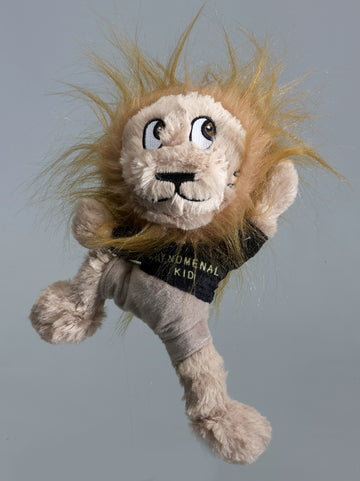 Signature P.K. the Lion Stuffed Animal