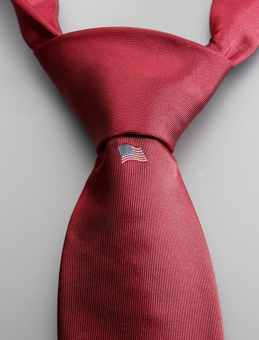 The Flag Hand Made Luxury Tie Limited Edition