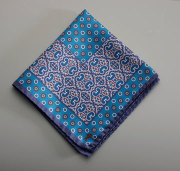 The Springfield Pocket Square