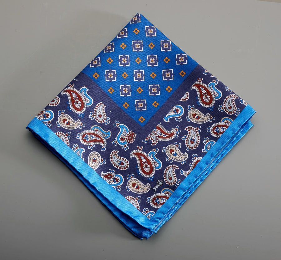 The Boisseau Pocket Square