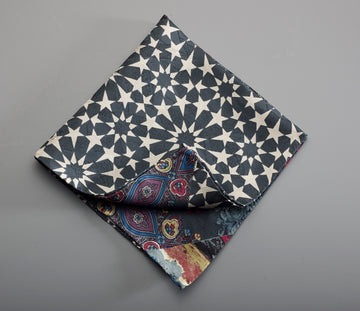 "The ""Umph"" Limited Edition Pocket Square"