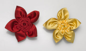The Lolly Lapel Flower