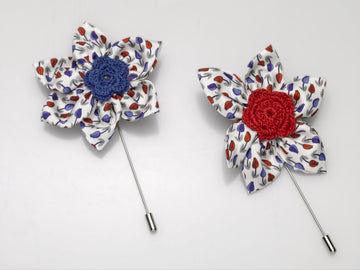 The Femi O. Lapel Flower