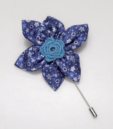 The Johnson Lapel Flower
