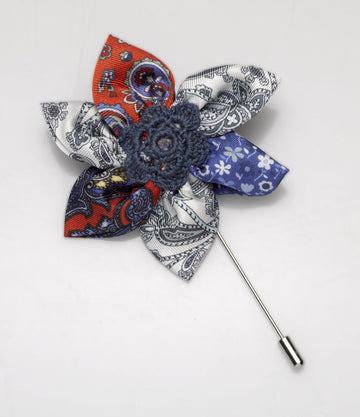 The Justice Lapel Flower