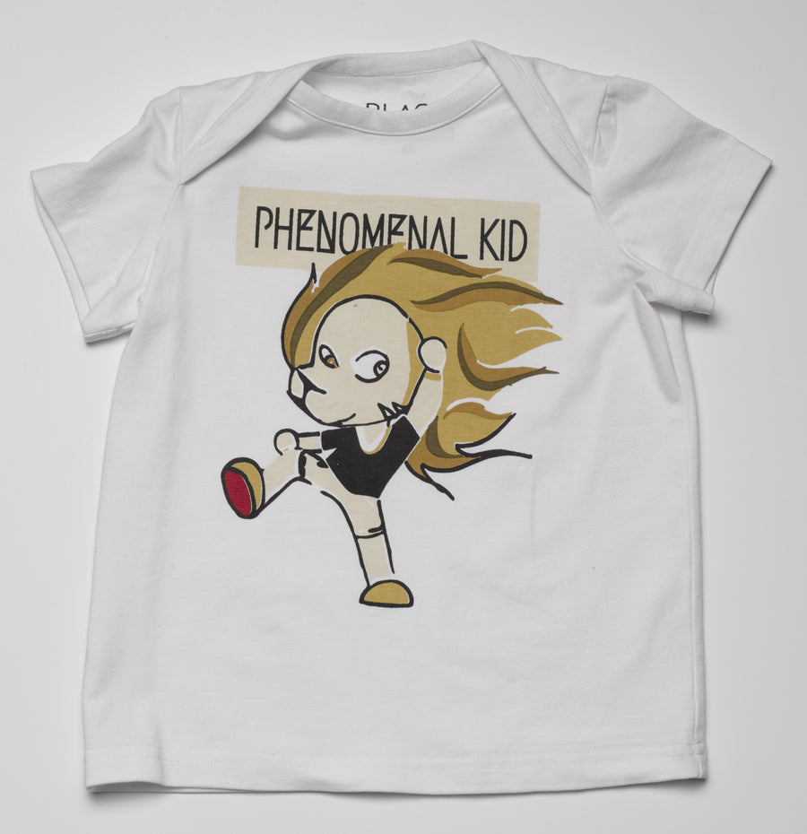 Phenomenal Kid Tee featuring P.K. the Lion