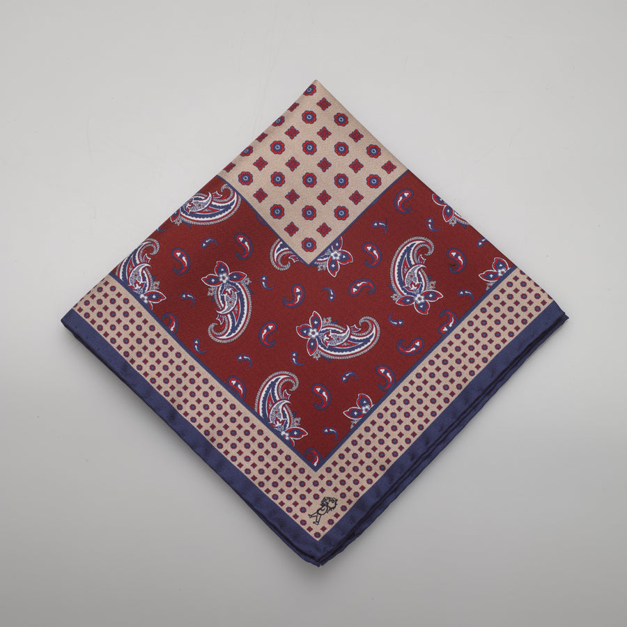 The Tychus Pocket Square