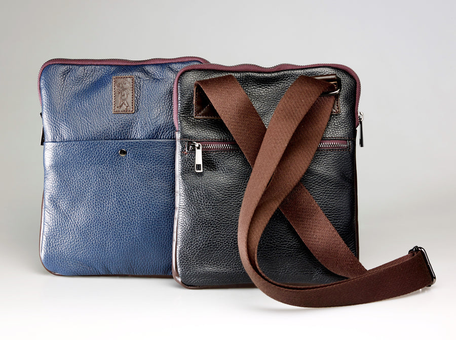 The J. Stone Leather Satchel