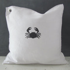 callie the crab mini pillow.