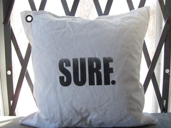 surf. pillow