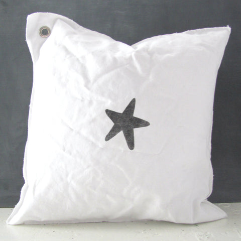 stella the starfish mini pillow