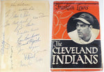 Cleveland Indians 1948-49 World Series Team Signed Book Speaker Paige PSA/DJR LOA/COA-Baseball Memorabilia-DJR Authentication