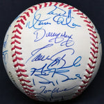 1997 NL MLB All-Star Multi-Signed Rawlings Baseball 29 Sigs/10 HOF DJR LOA - DJR Authentication An Appraisal & Authentication Co.