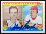 1983 Topps Johnny Bench Reds #61 Signed Baseball Card NM-M AUTO DJR COA - DJR Authentication An Appraisal & Authentication Co.