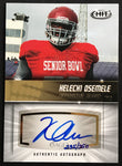 2012 SAGE Kelechi Osemele Cyclones #A50 Signed Rookie Football Card NM-MT AUTO - DJR Authentication An Appraisal & Authentication Co.