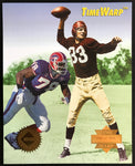 Sammy Baugh & Bruce Smith Collector's Edge 1995 Limited Edition Time Warp Jumbos Photo Card 35 of 42 - DJR Authentication An Appraisal & Authentication Co.