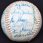 1965 Chicago White Sox Team Signed Baseball Wilhelm Lopez (27 Signatures) DJR LOA - DJR Authentication An Appraisal & Authentication Co.
