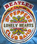 1960's Beatles Sgt Pepper's Lonely Hearts Club Band Label Tour Jacket - DJR Authentication