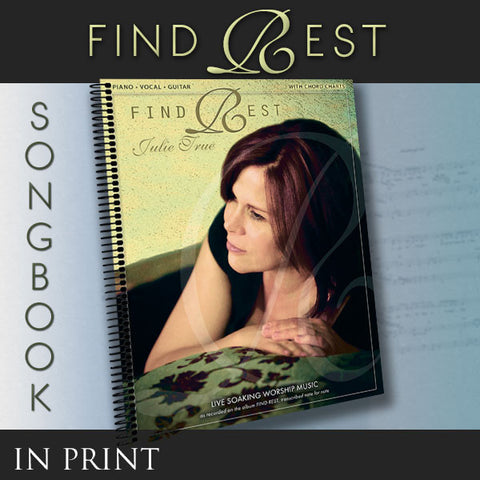 Find Rest Songbook