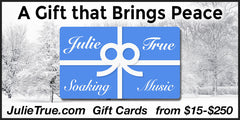 JulieTrue.com Gift Card $15 - $250