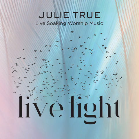 Live Light: Live Soaking Worship Music (pronounced Liv Light)