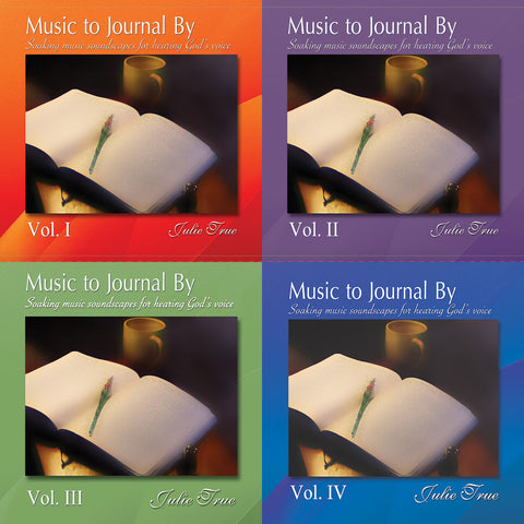 Music to Journal By MP3 Bundle