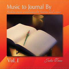 Music to Journal By, Vol. I - Front Cover