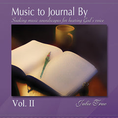 Music to Journal By, Vol. II - Front Cover