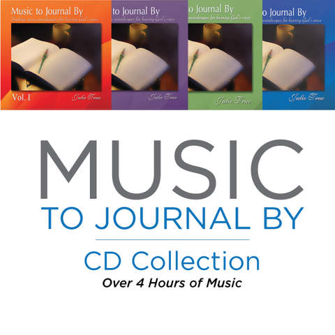 Music to Journal By CD Collection (Instrumental)